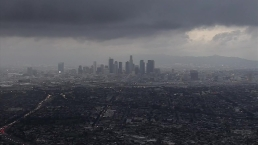 Raw: Storm Moves Into Southern California