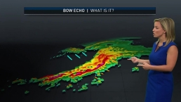 What is a Bow Echo?