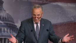 Schumer Weighs in on McConnell-Stewart Feud