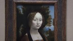DC Has Only Da Vinci Painting on Display in US