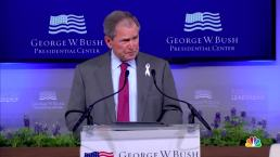 George W. Bush, Jeb Bush Share Anecdotes About Barbara Bush