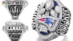 President Trump Got His Own Super Bowl LI Ring