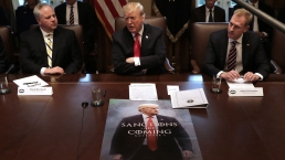 Donald Trump's Presidency in Photos