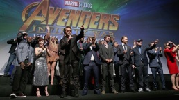'Avengers: Infinity War' Premiere Kickstarts Movie Season