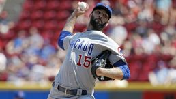 Morrow Just the Latest Cub Hit by Bizarre Injury