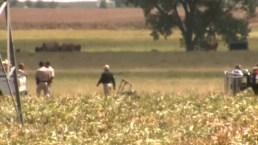 Officials Believe No Survivors in Texas Balloon Crash