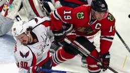Jonathan Toews Celebrates 10 Years as Captain