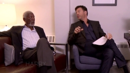 Morgan Freeman Narrates Harry's Life