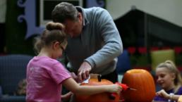 Safe Pumpkin Carving Techniques for Halloween Weekend