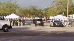 Staff Returns to Fla. School After Shooting