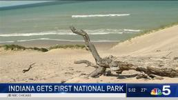 Indiana Dunes Designated as National Park