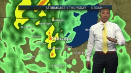 Forecast: Storms Possible Midweek