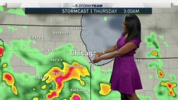 Forecast: Tracking Storms