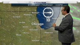 Forecast: Clouds & Flurries to Start