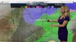 Forecast: Drizzle & Fog