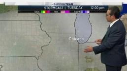 Forecast: Damp, Cold & Foggy Start