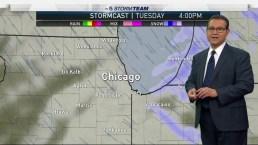 Forecast: Rain & Storms