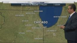 Forecast: Much Quieter Day Ahead