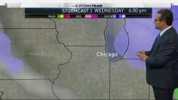 Forecast: Blustery Day Ahead