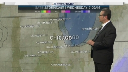 Forecast: Another Breezy & Cold Day