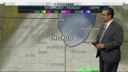 Forecast: Cool, Dry Start