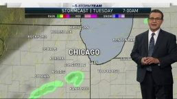 Forecast: Mostly Cloudy & Cool Start