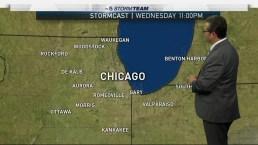 Forecast: Overcast, Mild And Muggy Start