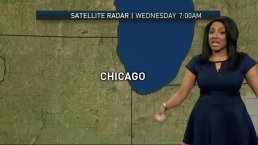 Wednesday Forecast