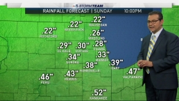 Forecast: Large Spread in Temps Again