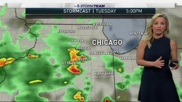 Forecast: Much Cooler With Rain