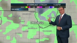 Warmer Temps, Chance of Storms Looms Thursday