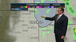 Stormy Weekend Possible in Chicago