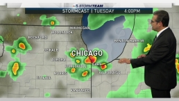 Chicago Weather Forecast: More Storms Likely