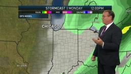 Weekend Weather Forecast: Wet & Cool for Some