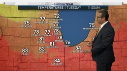 Chicago Weather Forecast: Another Warm and Humid Day