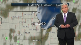 Warm Start to Week Will Give Way to Chilly Temps