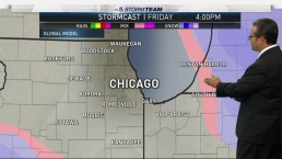 Chicago Weather Forecast: Cloudy and Cold