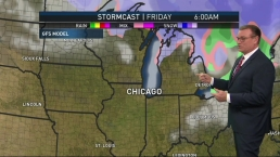 Saturday Forecast: Chilly Blast Hits Chicago-Area