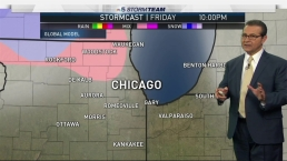 Chicago Weather Forecast: Snow for Some