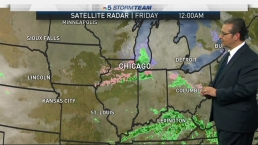 Chicago Weather Forecast: Damp and Cold Start