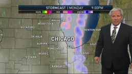 Flurries, Lake Effect Snow Possible Monday