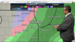 Chicago Weather Forecast: Overcast, Damp and Cold Start