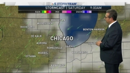 Chicago Weather Forecast: Soggy and Foggy
