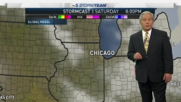 Chicago Weather Forecast: Increasing Clouds, Breezy and Mild