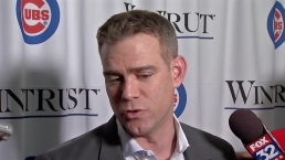 Theo Epstein Discusses Expecations