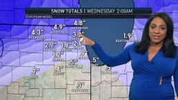 Monday Forecast: Tracking Winter Weather