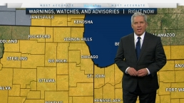 Chicago Weather Forecast: Thunderstorms Develop Midday