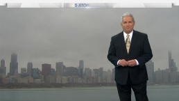 Chicago Weather Forecast: Cloudy and Cooler, Sprinkles