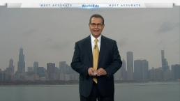 Chicago Weather Forecast: Winter Ends on a Wet Note