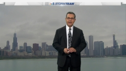 Chicago Weather: Showers & Storms to Start